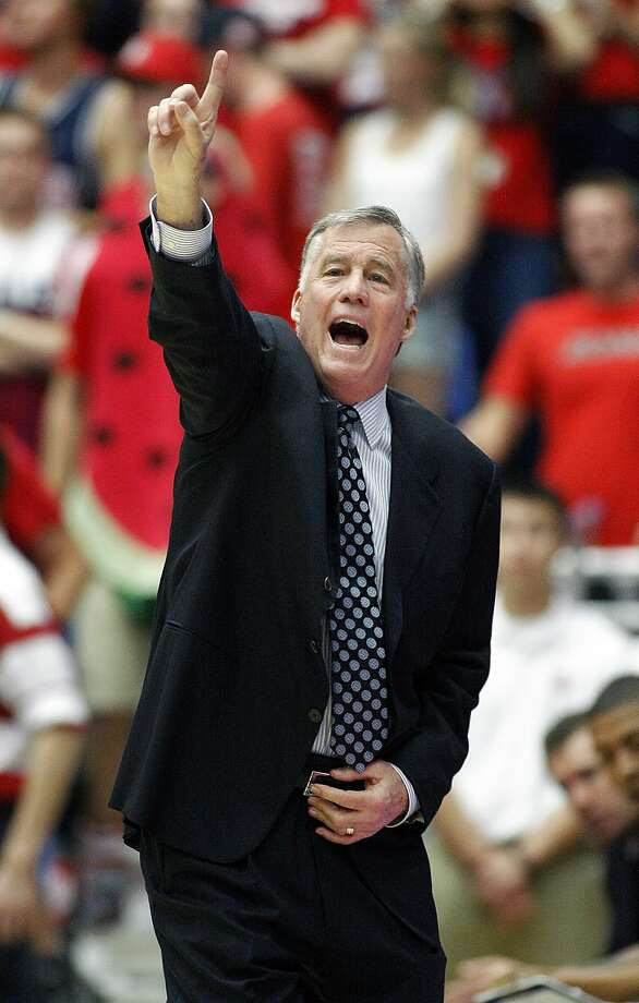 Mike Montgomery said he didn't expect an NCAA bid. Photo: John Miller, Associated Press