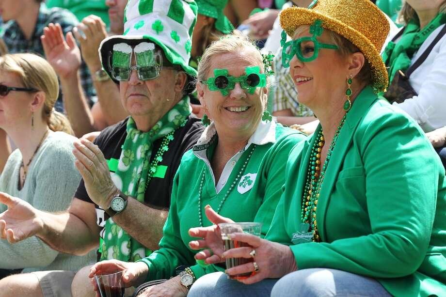 Nearly $4.14 billion:The amount of St. Patrick's Day spending Photo: JERRY LARA, San Antonio Express-News