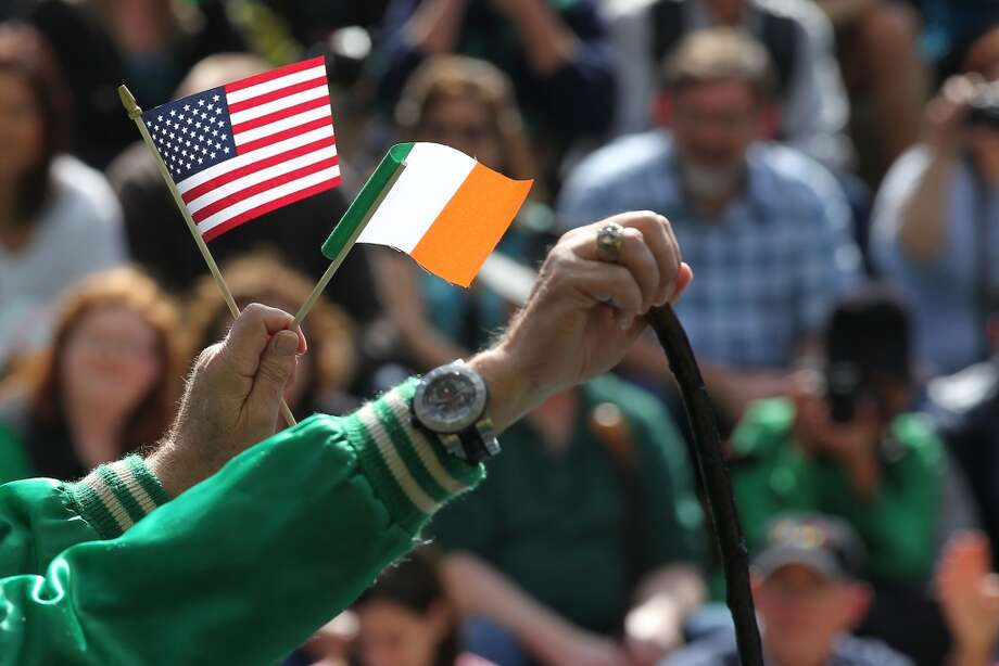 Nearly 122 million:The number of Americans who say they celebrate St. Patrick's Day Photo: JERRY LARA, San Antonio Express-News