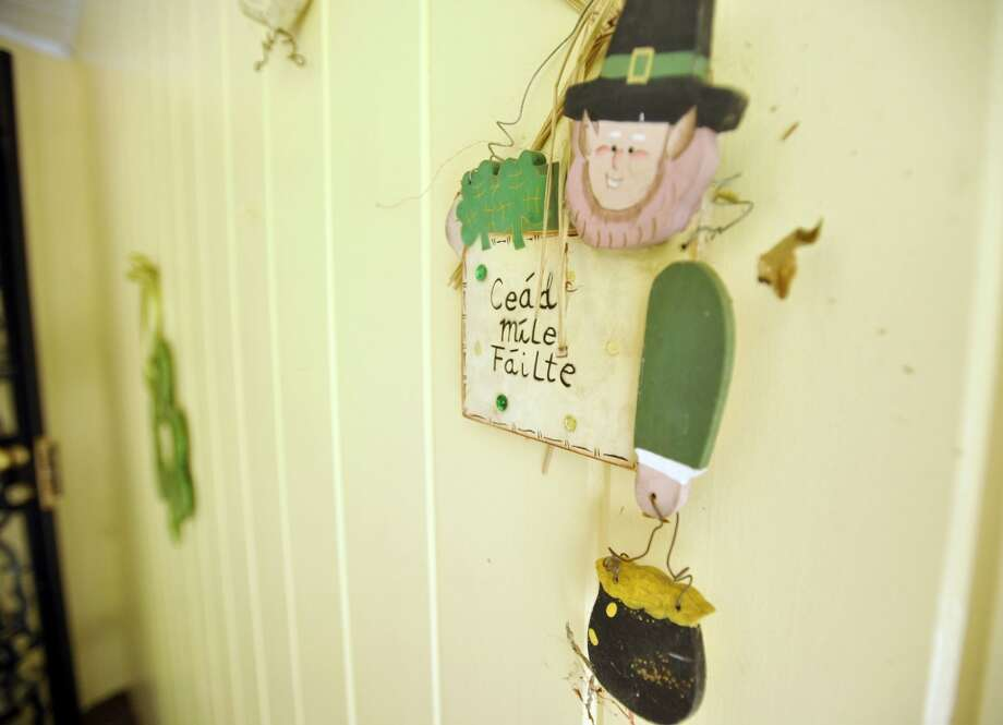 8 million:  The number of St. Patrick's Day cards exchanged by Americans each year Photo: Jason Rearick