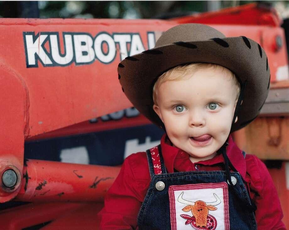 Koban Heallen, 18 months oldJeremy Healen
