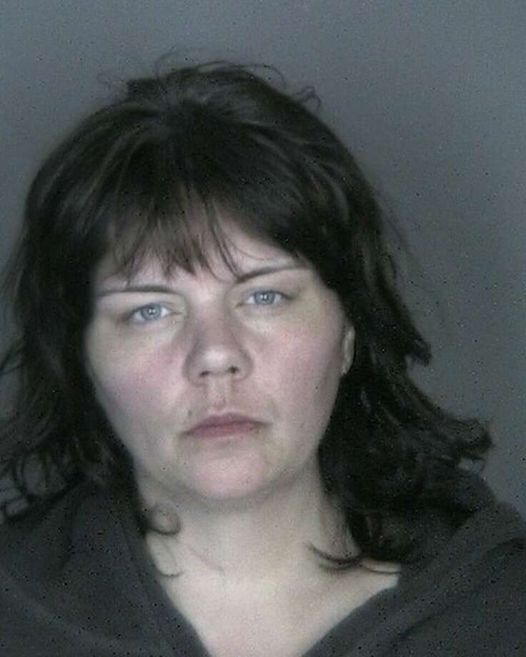 Melissa Norris (East Greenbush police photo)