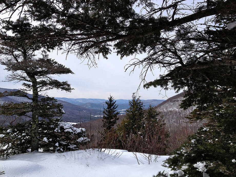 The hike up Acra Point Mountain led to views like this one.Read about the hike. Photo: Sonja Stark