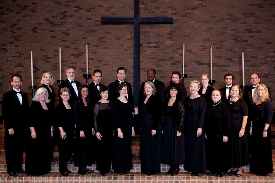 The Pro Arte Singers will close its season Saturday, March 29, with a concert at the First Presbyterian Church of New Canaan. Photo: Contributed Photo, Contributed / New Canaan News Contributed