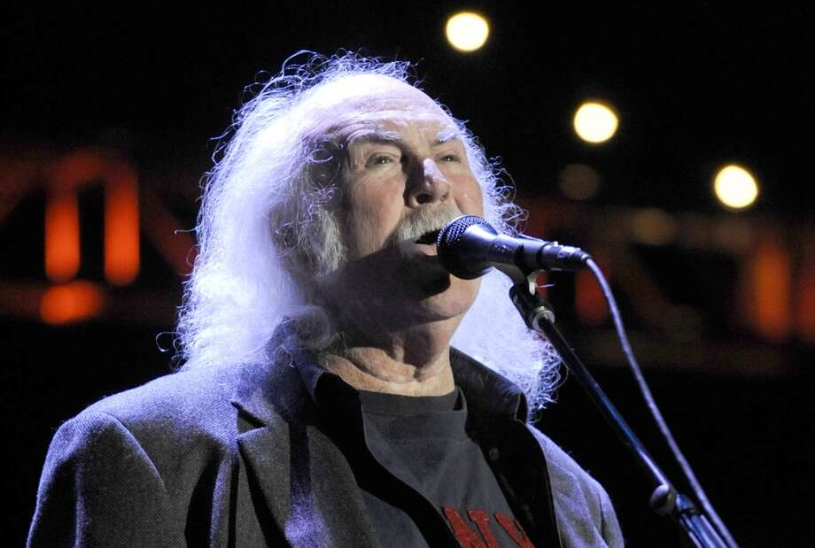 "David Crosby will be performing at The Egg in Albany on Nov. 17 in support of his upcoming album ""Sky Trails."" Continue viewing the slideshow to see more big acts coming to the Capital Region in coming months. Photo: Getty Images"