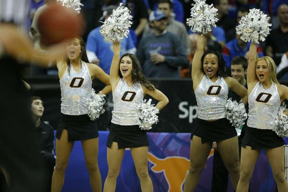 Oklahoma State Cowboys Photo: Orlin Wagner, Associated Press