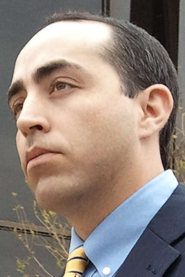 The city's attempt to ban Michael Cuellar from City Hall has been rejected by a federal judge. / San Antonio Express-News