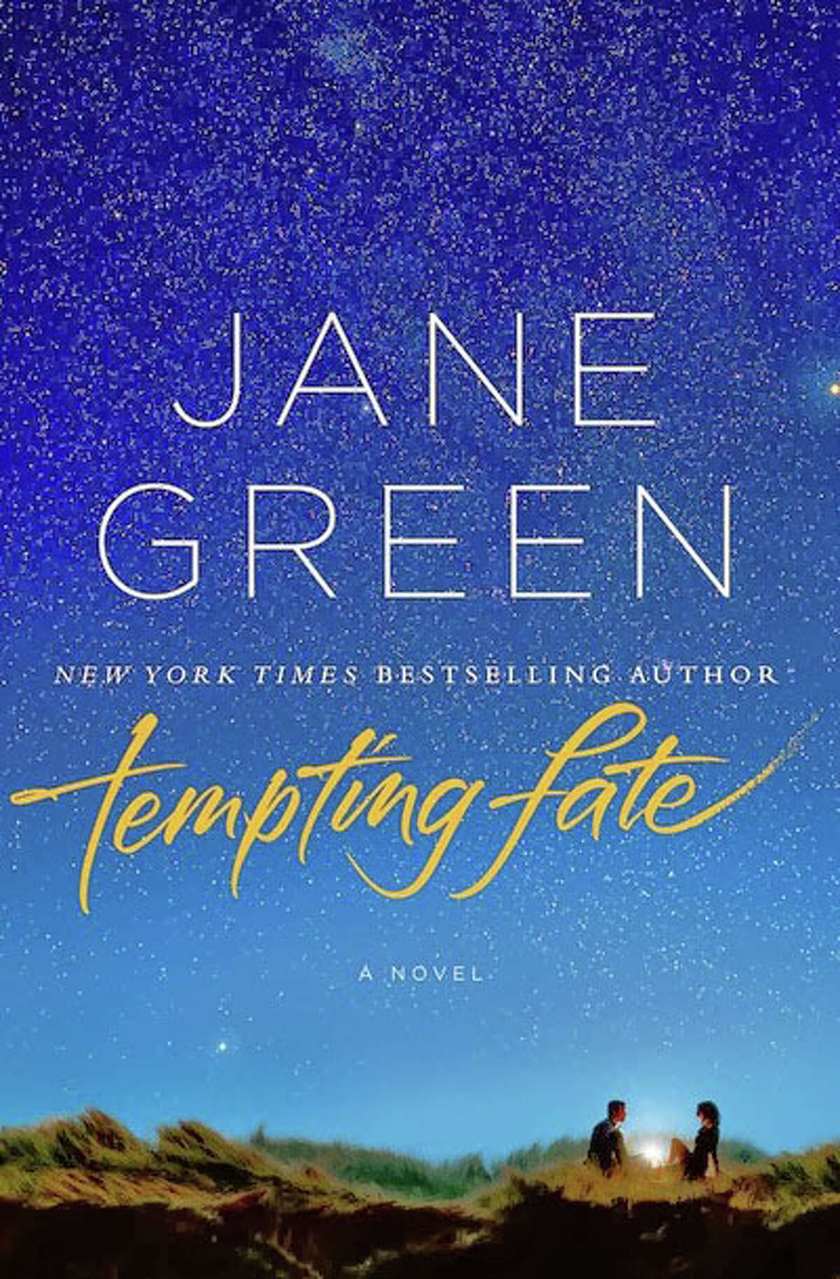 Jane Green will be talking about 'Tempting Fate' at the Darien Library on March 25, R.J. Julia Booksellers on March 30 and the Westport Country Playhouse on April 2.
