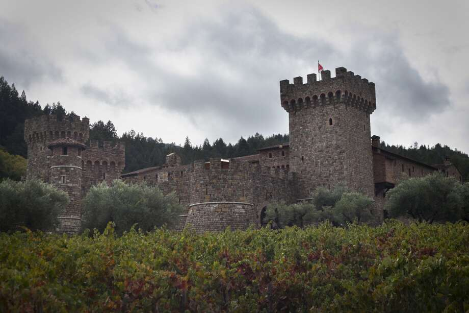 Castello di Amorosa in Calistoga, on Sepetember 30th 2013. Photo: Special To The Chronicle