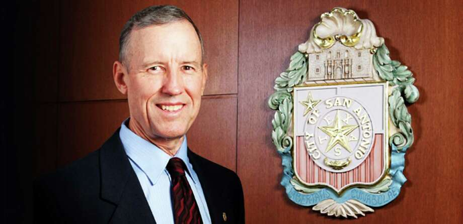 Mike Gallagher represents District 10 on the San Antonio City Council. Photo: Courtesy Photo