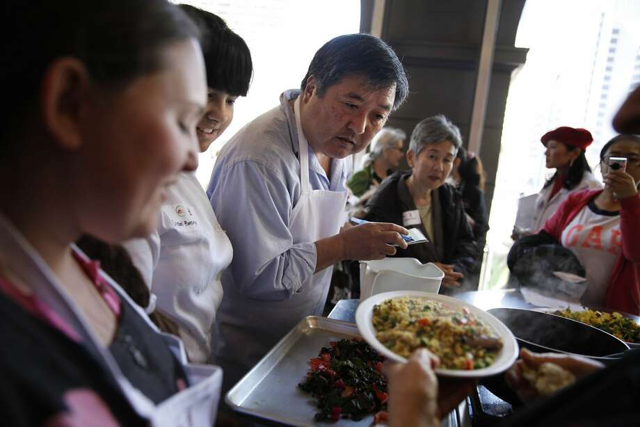 Contest teaches students how to cook, eat well - SFGate