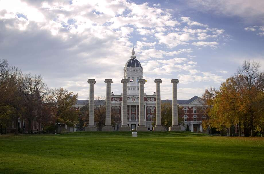 8. University of MissouriLocated in Columbia, MissouriEnrollment: 34,658 Photo: Getty Images