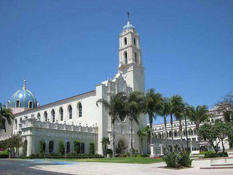 1. University of San DiegoLocated in San Diego, CaliforniaEnrollment: 8,105 Photo: Courtesy Of The University Of San Diego