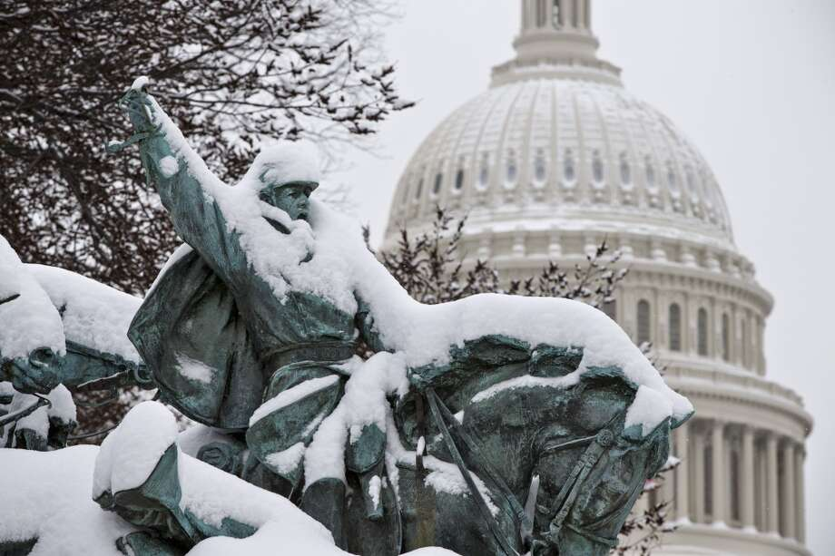 5. Washington, D.C.Median home value: $449,000 Minimum wage: $8.25 How long to buy a home currently?: 26 years, 2 months Photo: J. Scott Applewhite, Associated Press