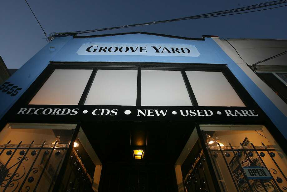 San Francisco have Grooves and Groove Merchant; Oakland has Groove Yard. Don't get them confused. Much like the two aforementioned groove-filled record stores, Groove Yard specializes in soulful, jazzy records. (5555 Claremont Avenue, Oakland.) Photo: Mark Costantini, SFC