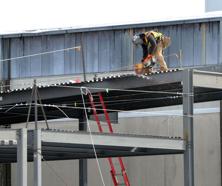 The MISA Building Committee has requested $2.37 million to refill its contingency fund. Photo: Bob Luckey / Greenwich Time