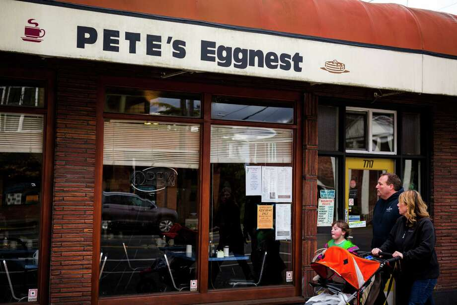 Pete's Eggnest, 7717 Greenwood Ave North, Greenwood: Big portions of your greasy spoon favorites. Photo: JORDAN STEAD, SEATTLEPI.COM / SEATTLEPI.COM