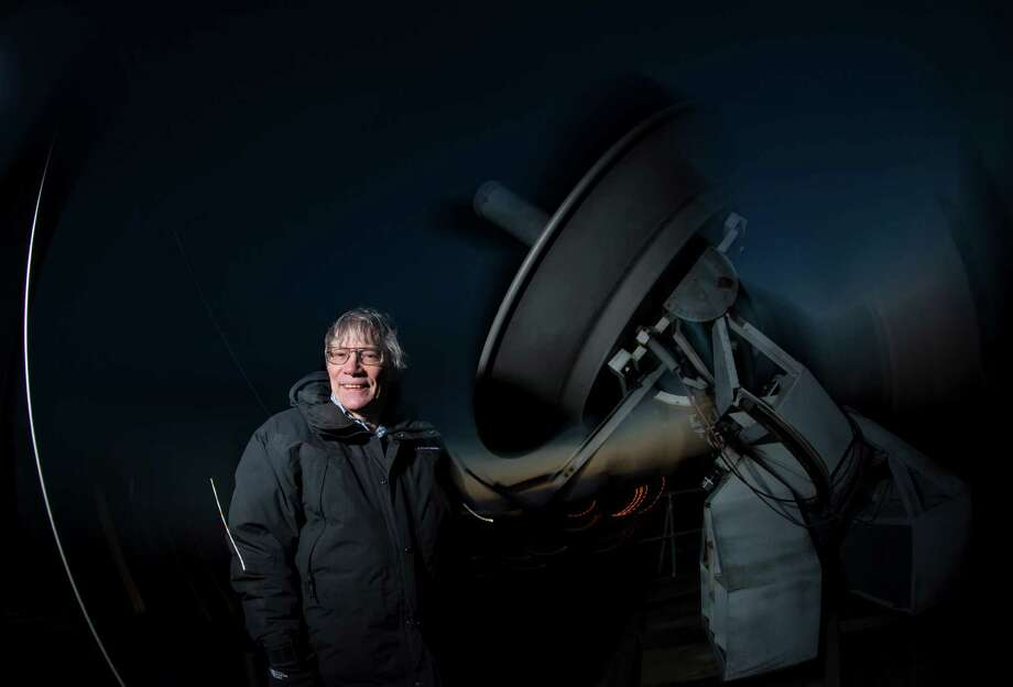 Alan Guth was one of the first physicists to hypothesize the existence of inflation, which explains how the universe expanded so uniformly and so quickly after the Big Bang 13.8 billion years ago. Photo: RICK FRIEDMAN, STR / NYTNS