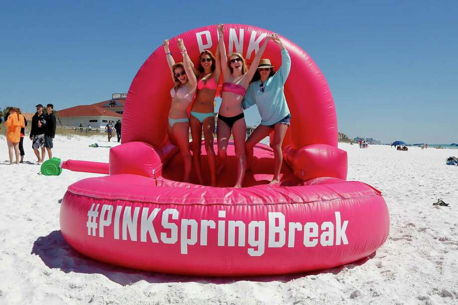 Victoria's Secret PINK Nation Spring Break Beach Party on March 13, 2014 in Destin, Florida. Photo: Don Juan Moore, Getty Images / 2014 Getty Images