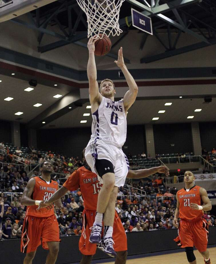 Thomas Walkup, Stephen F. Austin 6-4 guard, Sophomore Deer Park Not pictured: Patrick Costello, Stephen F. Austin 6-8 forward, Freshman Pope John XXIII Photo: BOB LEVEY, Associated Press