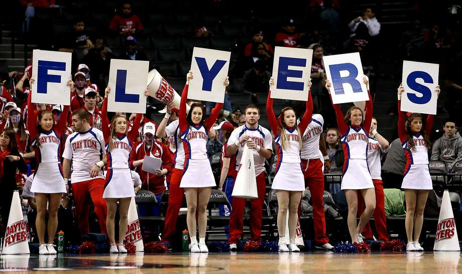 Dayton Flyers Photo: Mike Lawrie, Getty Images