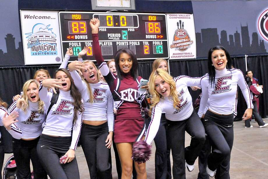 Eastern Kentucky Colonels Photo: Jim Brown, Reuters