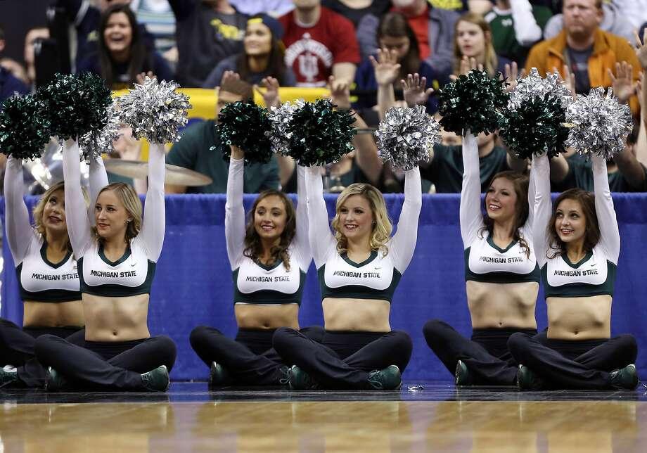 Michigan State Spartans Photo: Brian Spurlock, Reuters