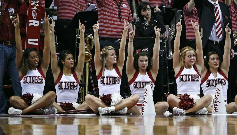 Oklahoma Sooners Photo: Alonzo Adams, Associated Press