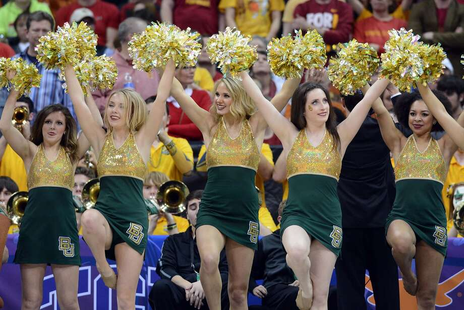 Baylor Bears  Photo: Denny Medley, Reuters