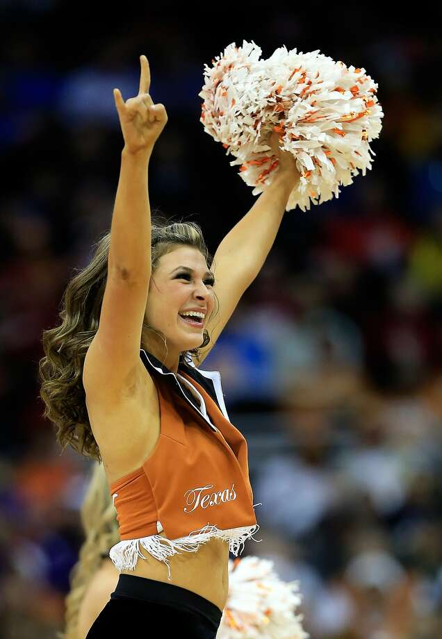 Texas Longhorns  Photo: Jamie Squire, Getty Images