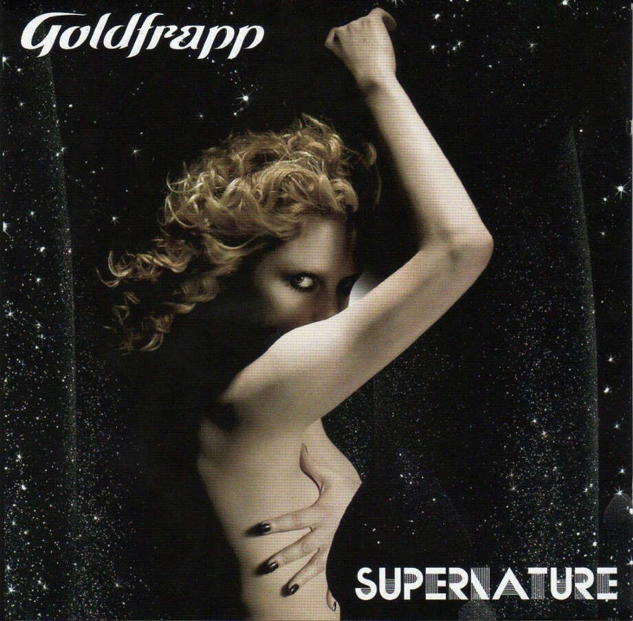 Goldfrapp, 'Supernature': Side-boob, 1. Photo: Mute