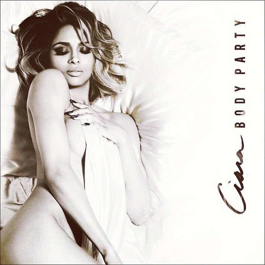 Ciara, 'Body Party':  Side-boob, 3. Photo: Epic Records