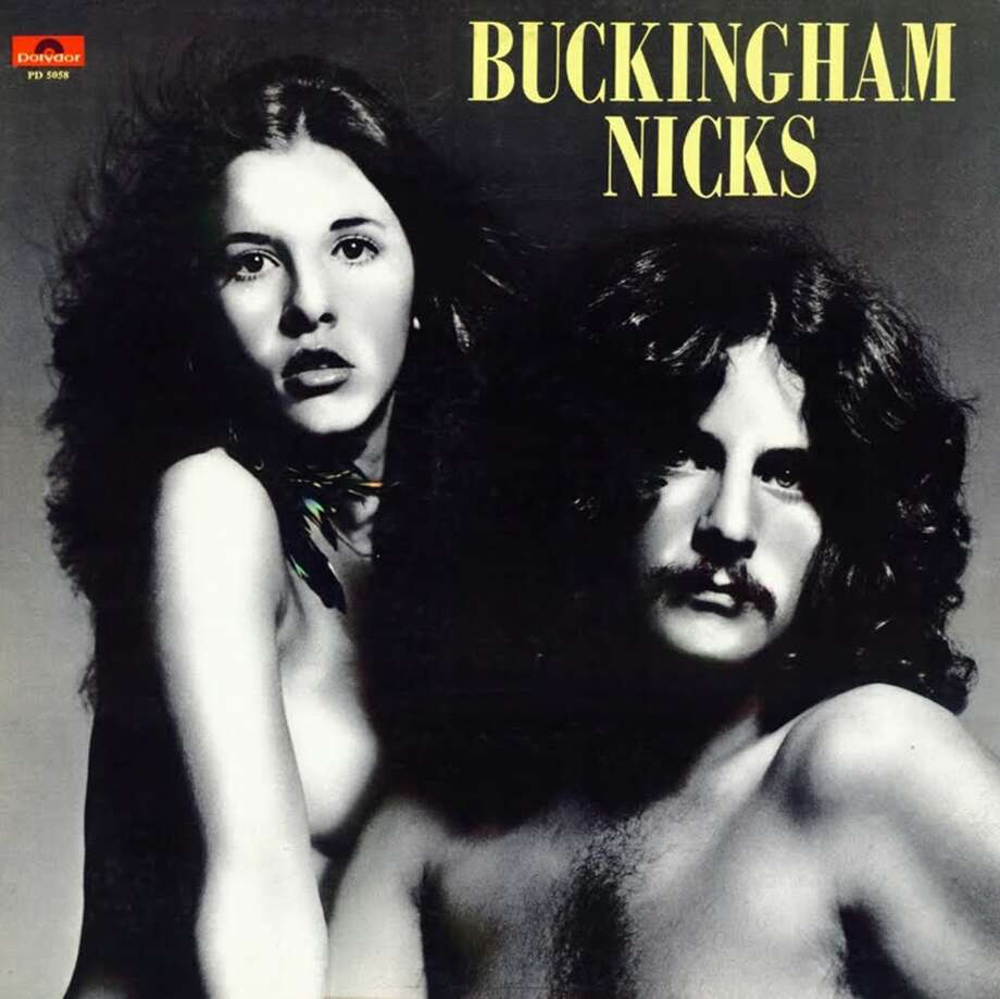 Lindsey Buckingham and Stevie Nicks, 'Buckingham Nicks': They looked so much hotter before the guys with the beards and beer guts entered the picture. Photo: Polydor