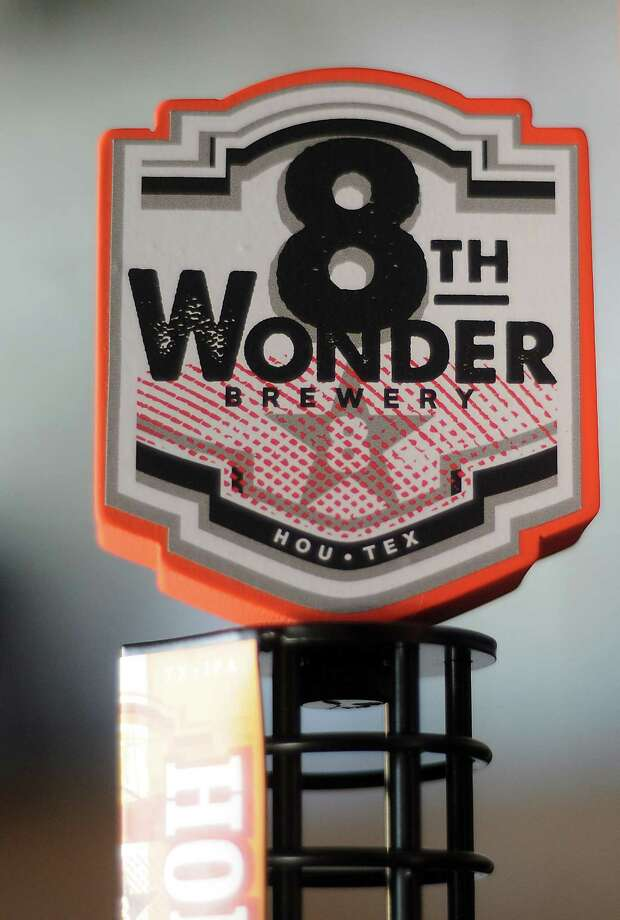 A tap at the 8th Wonder Brewery on Dallas St. Thursday March 6, 2014.(Dave Rossman photo) Photo: Dave Rossman, Freelance / Freelance