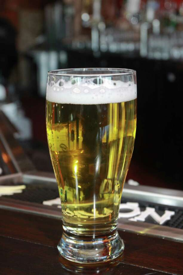 One of the local and craft beers on tap at City Oven. Photo: Gary Fountain, Freelance / Copyright 2014 by Gary Fountain