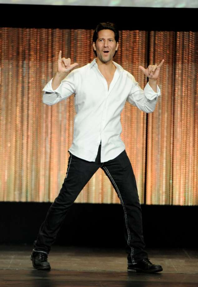 "Actor Henry Ian Cusick appears onstage at The Paley Center Media's PaleyFest 2014 Honoring ""Lost"" 10th Anniversary Reunion at the Dolby Theatre on March 16, 2014 in Los Angeles, California. Photo: Kevin Winter, Getty Images"
