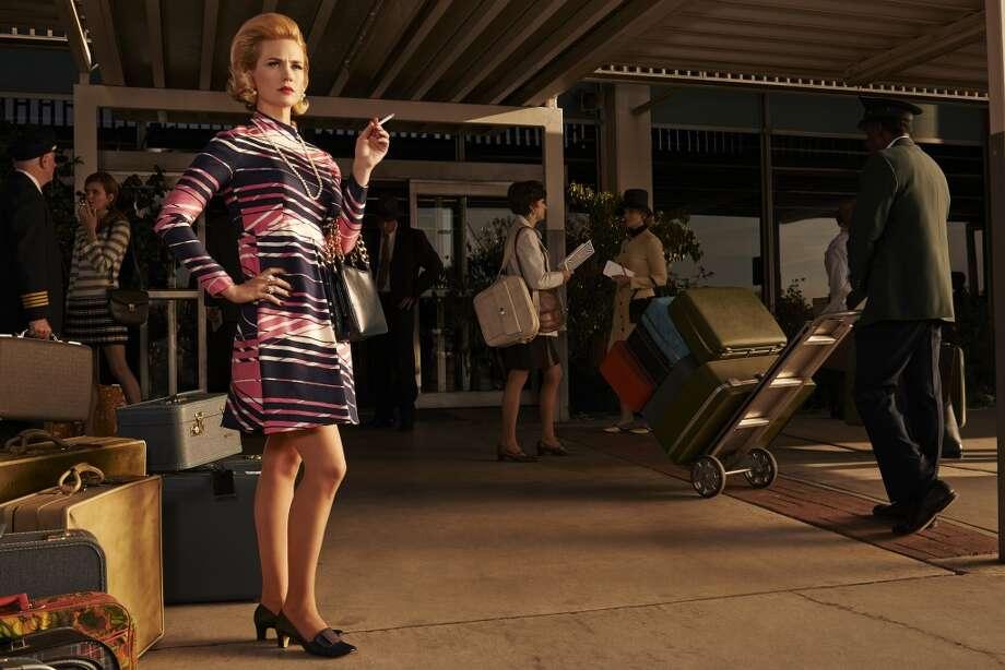 Betty Francis (January Jones) Photo: Frank Ockenfels 3/AMC