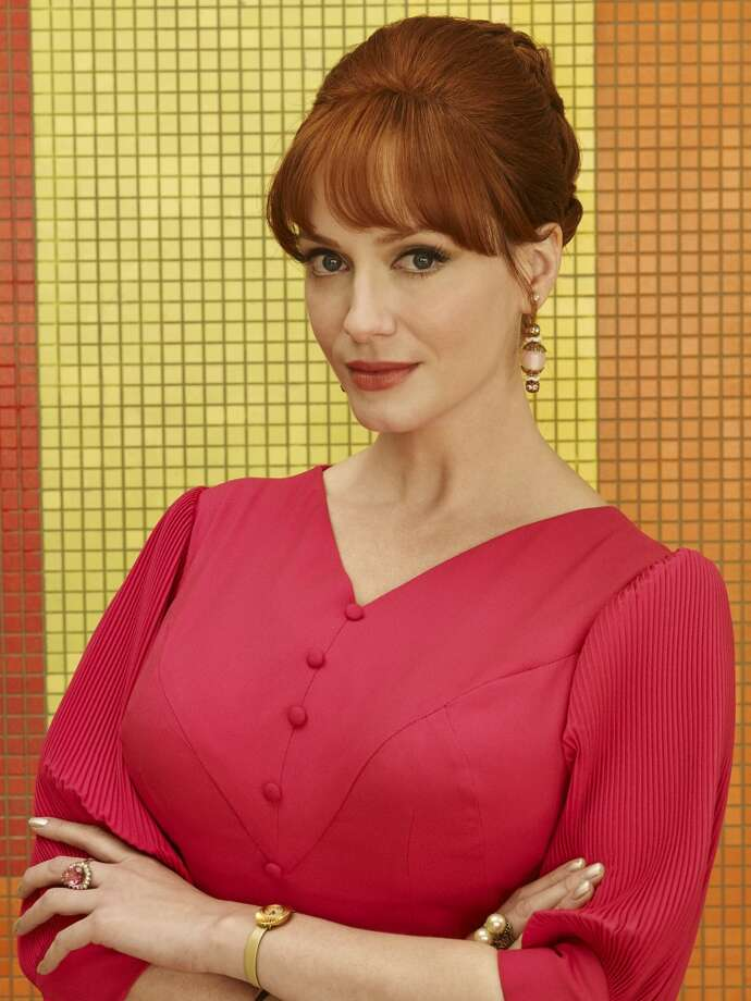 Joan Harris (Christina Hendricks) Photo: Frank Ockenfels 3/AMC