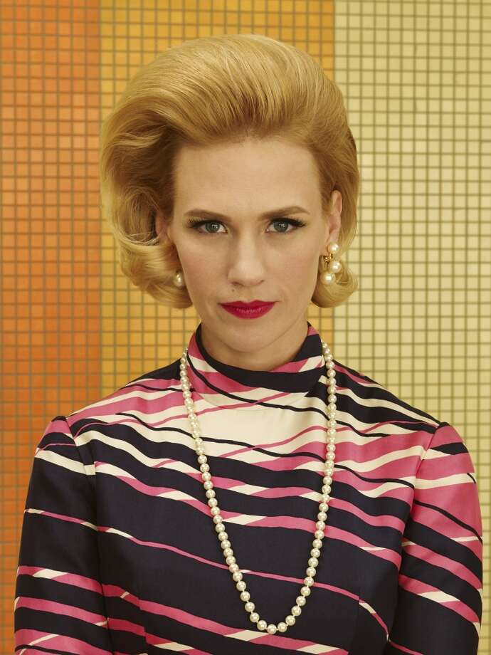 Betty Francis (January Jones) Photo: Frank Ockenfels 3/AMC