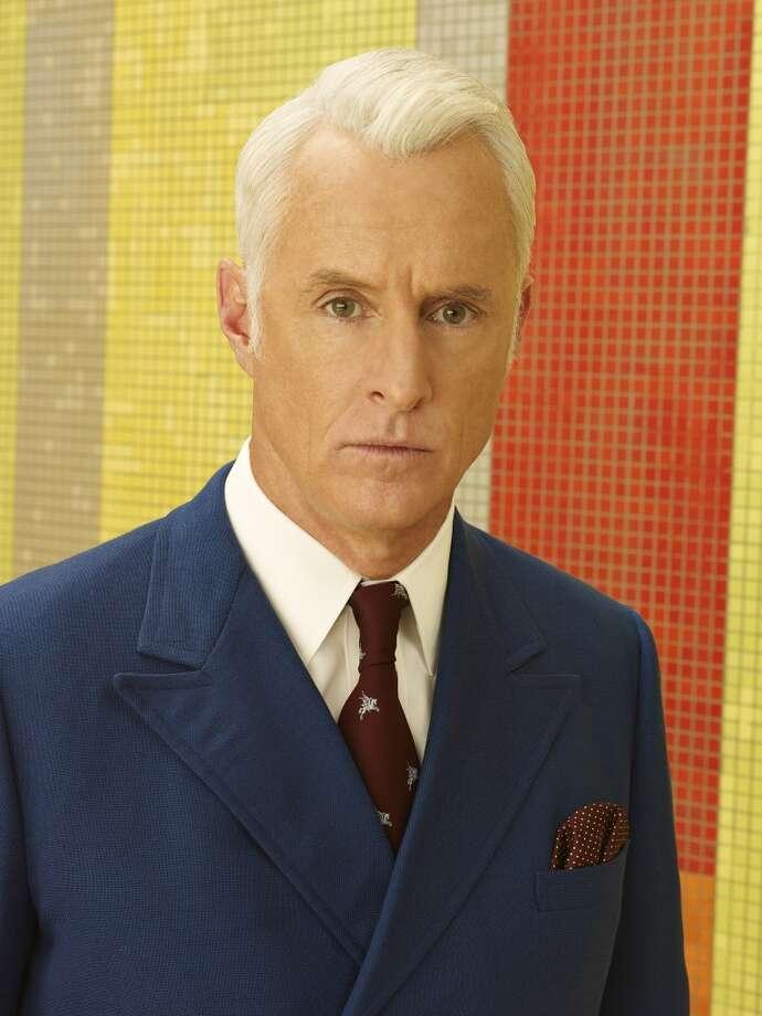 Roger Sterling (John Slattery) Photo: Frank Ockenfels 3/AMC