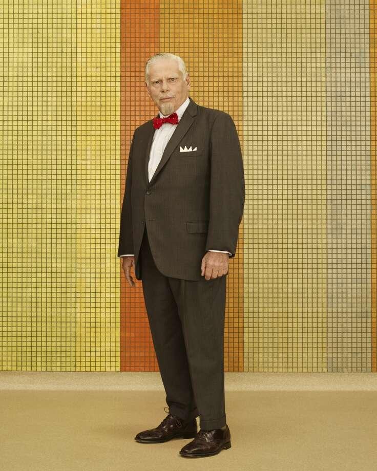 Bertram Cooper (Robert Morse) Photo: Frank Ockenfels 3/AMC