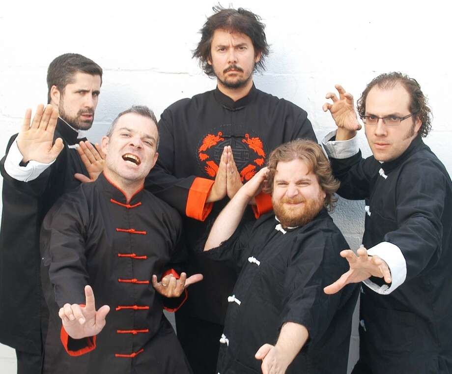New Haven jam band Kung Fu will perform at Fauxchella 2014.