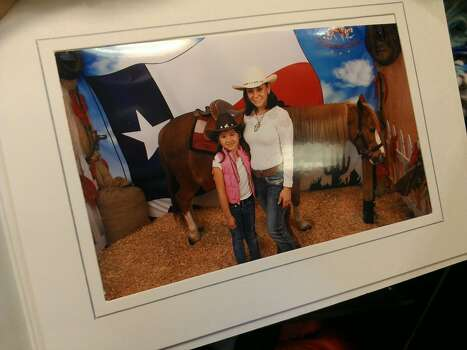 Do you know these girls? They took a picture with a pony and now have no record of it, as if it never happened. Photo: Craig Hlavaty/Houston Chronicle