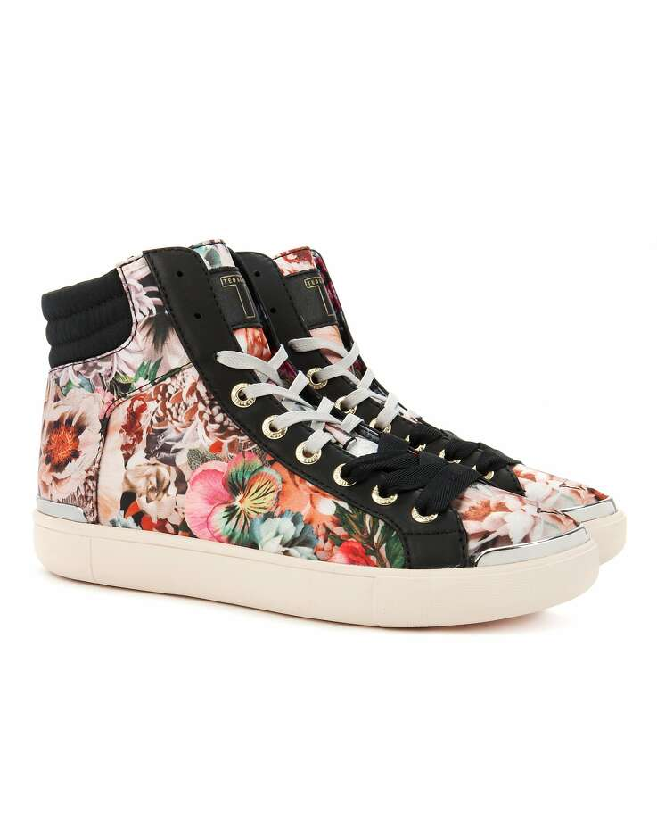 Ted Baker Merip 2 High Top, $175, www.bloomingdales.com Photo: Bloomingdales