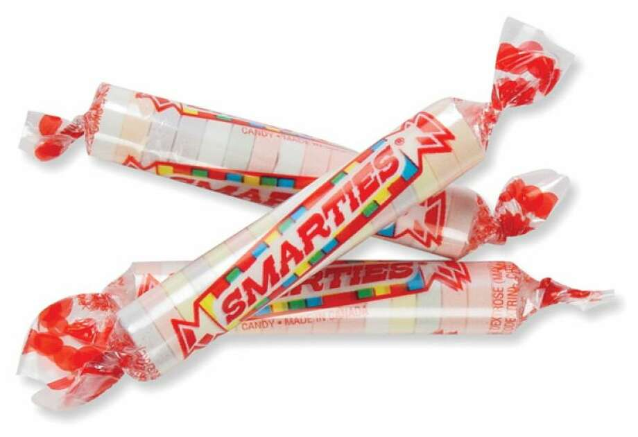 Ironically, Smarties are at the center of a pretty dumb activity. Kids are reportedly crushing the candy into powder and snorting it. As if that isn't bad enough, parents are being warned because nasal maggots (yes, maggots) have reportedly been found in Rhode Island children who have snorted the stuff.