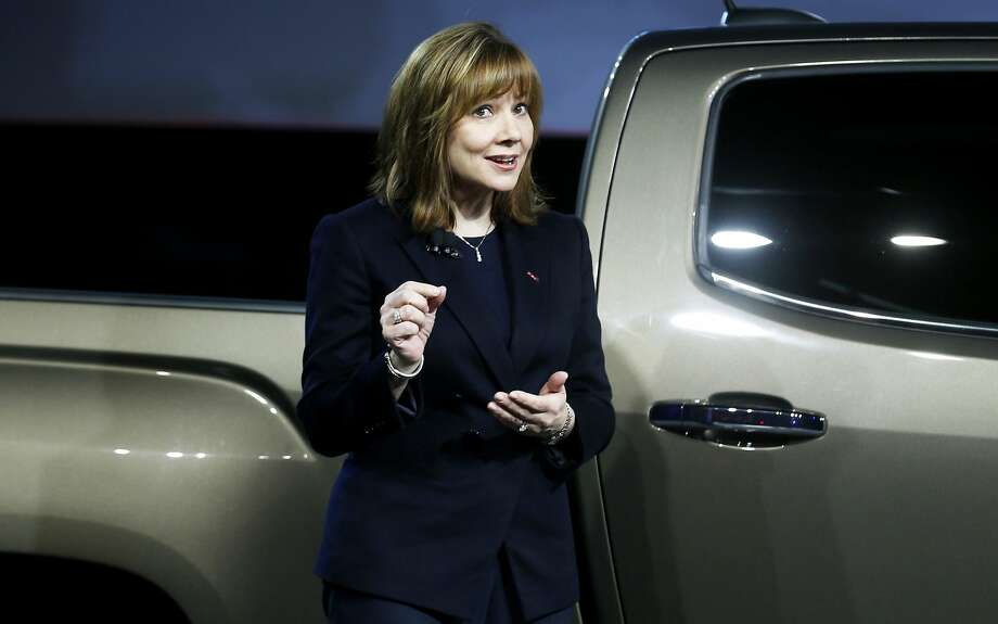 Mary Barra, incoming CEO of General Motors, will receive one of these controversially large compensation packages. Photo: Rebecca Cook, Reuters