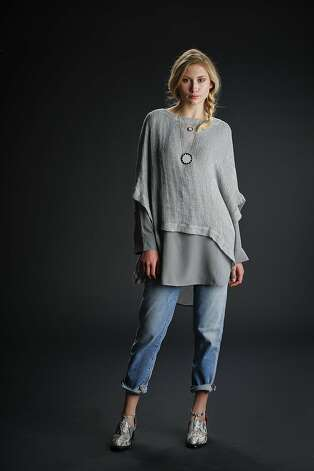Eileen Fisher S Eco Minded Spring Collection Sfgate
