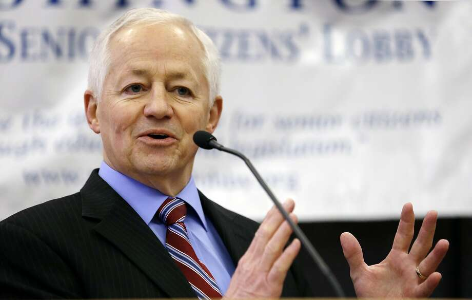 "Mike Kreidler, Washington state insurance commissioner, says regulators must watch out for ""unreasonable compromises."" Photo: Elaine Thompson, Associated Press"