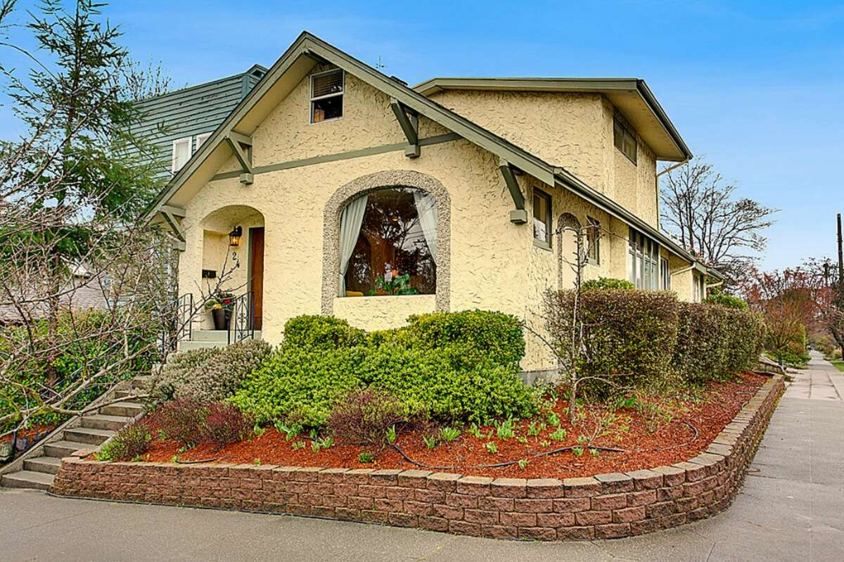 The oldest home on our tour is 24 Blaine St., which was built in 1909. The 1,694-square-foot house has four bedrooms, 1.75 bathrooms, two bonus rooms and a patio on an 1,800-square-foot lot. It's listed for $650,000.