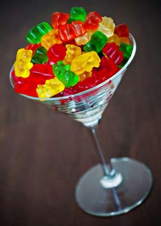 "Kids these days are also getting loaded off of vodka-soaked gummy bears. They're called ""boozy bears"" (or ""drunken gummies"" or ""rummy gummies"" or ""sugar-spiked hangovers from hell""), and they're created by soaking the candies overnight in vodka. According to some reports a bear can absorb as much as a half-teaspoon of alcohol. These are especially dangerous for small children who believe they are just regular candy."